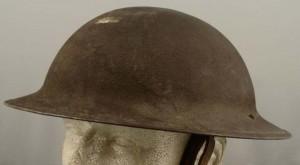 U.S. P17 helmet