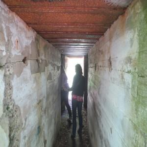 Inside Luffwaffe Bunker