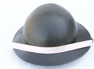 British Mark I Brodie Helmet