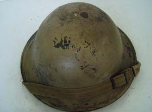 British Mark II Helmet