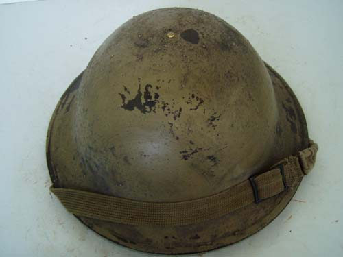 British Mark II Helmet