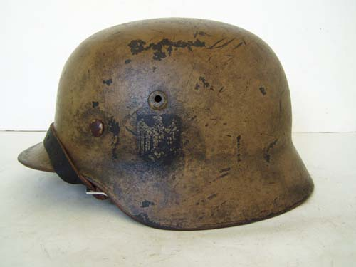 M40 Heer, El Alamein Camo