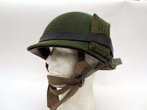M1, French Indochina Jump helmet, Version II