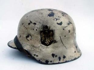 M40 Légion des Volontaires Français, Ukrainian front camo