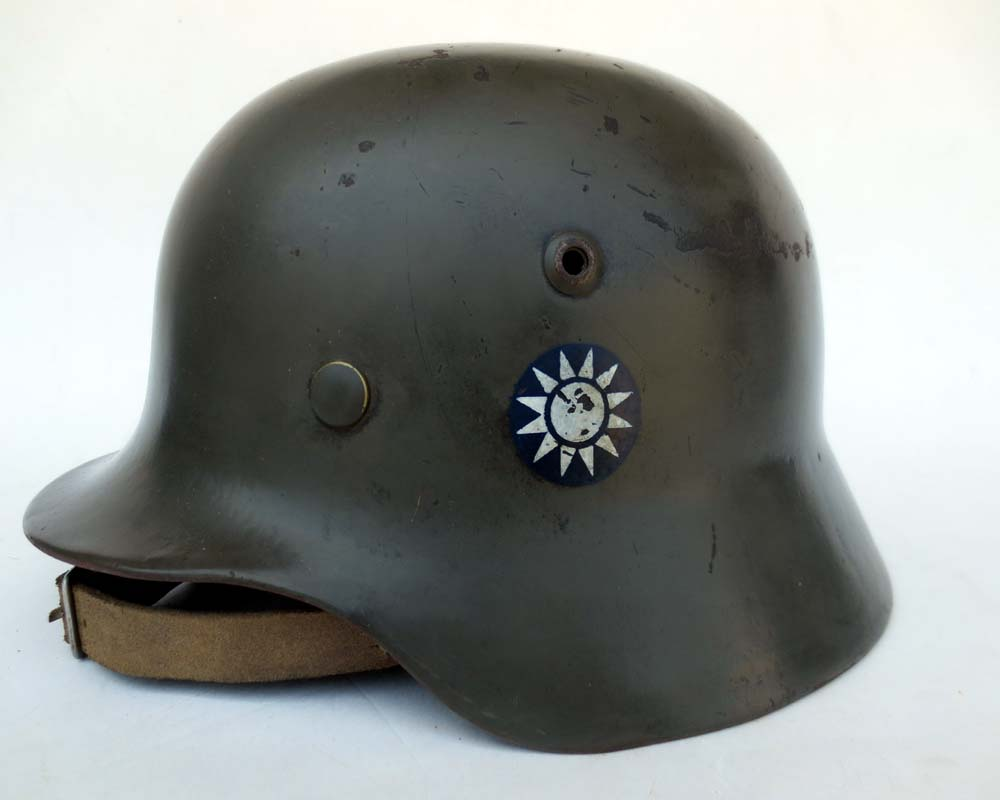M35 Chinese Nationalist army helmet