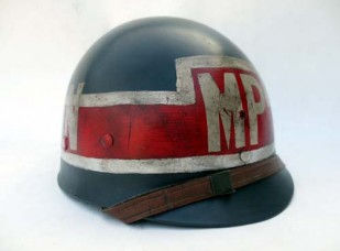 US M1 helmet liner for United Nation MP