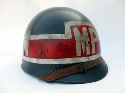 US M1 helmet liner for United Nation MP