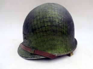 U.S. M2 517th PRCT Colonel's jump helmet