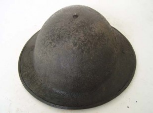 U.S. P17-A1 Kelly Transitional Helmet, Circa 1940-1941