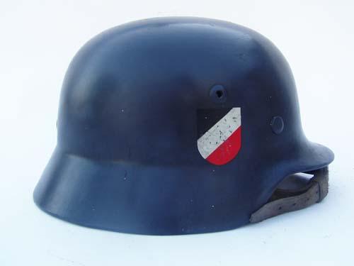 M35 Luftwaffe helmet, circa 1935-36