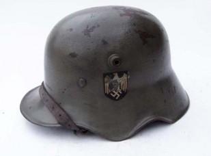 Heer M18 cut-out, circa 1935-1940