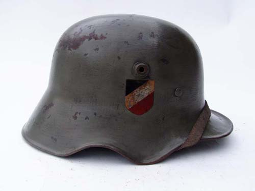 Heer M18 cut-out, circa 1935-1940