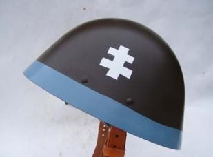 Czechoslovakian M32 Helmet, Slovak configuration