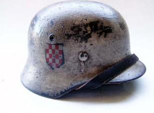M40, Verstärktes Kroatisches Infanterie-Regiment 369th W/Stalingrad Camo