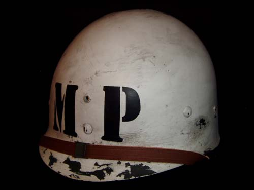 U.S. M1 helmet, MP