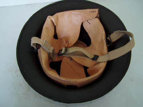 U.S. P17-A1 Kelly Transitional Helmet, Circa 1940-1941