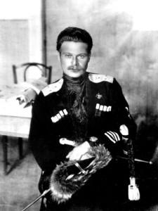 White Guard General Andrei Grigoriyevich Shkuro