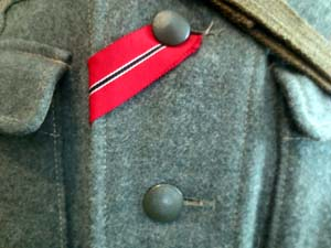 Tunic Button Restoration