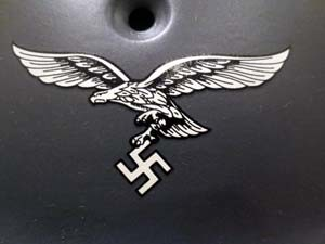 Luftwaffe 2nd pattern decal