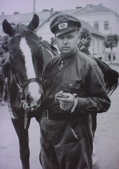 General Helmuth v. Pannwitz