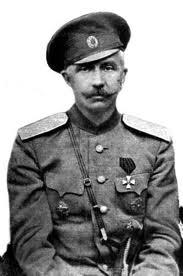 General Pyotr Nikolayevich Krasnov, in Tsarist times