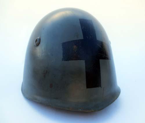 Italian M33 w/Cavalry Stencil