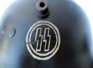 Austrian M17 w/SS VT Insignia
