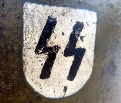 Italian SS insignia