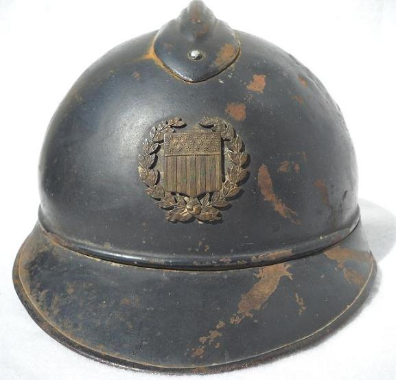 The American Adrian Helmet