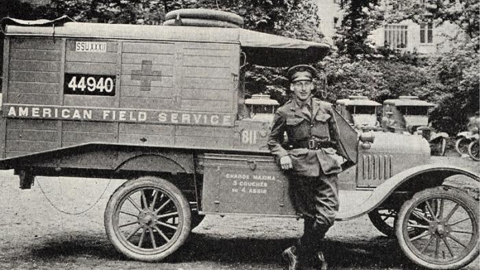 American-ambulance-field-service