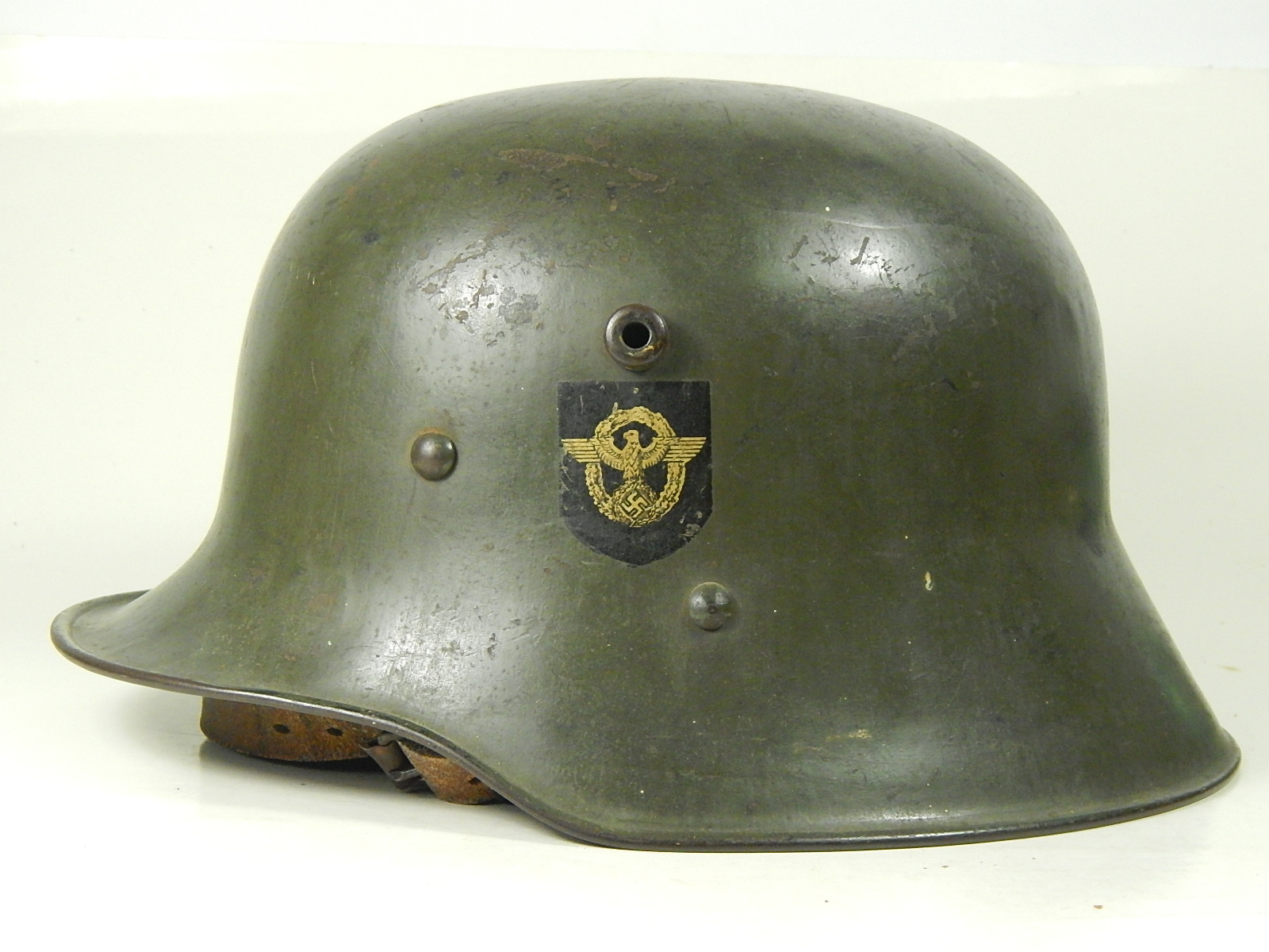 The Butcher S Steel Hat A Short History Of The
