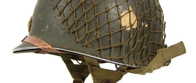 Geronimo's helmet, a short history of the U.S. M2