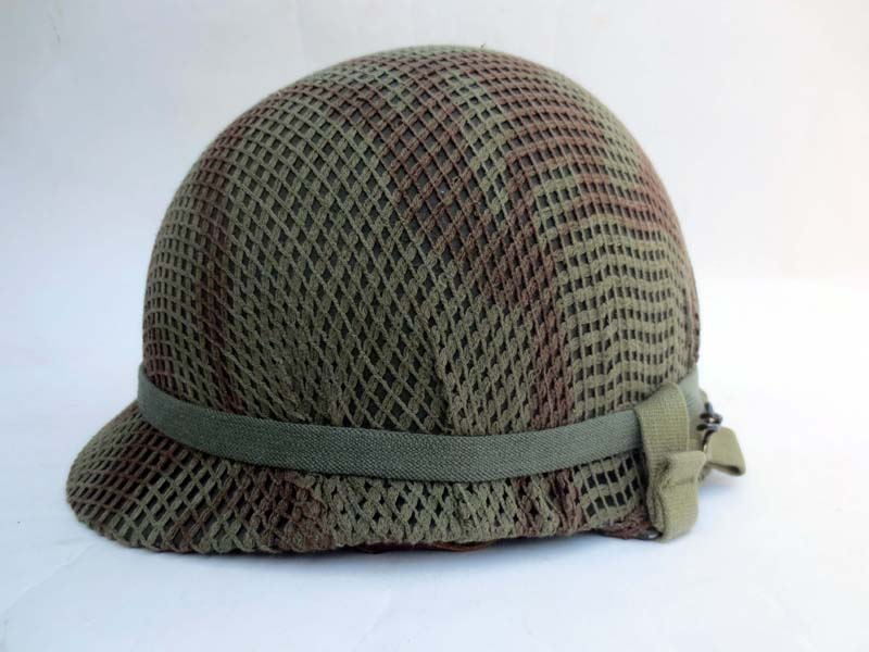 U.S. M1C French Indochina Jump Helmet