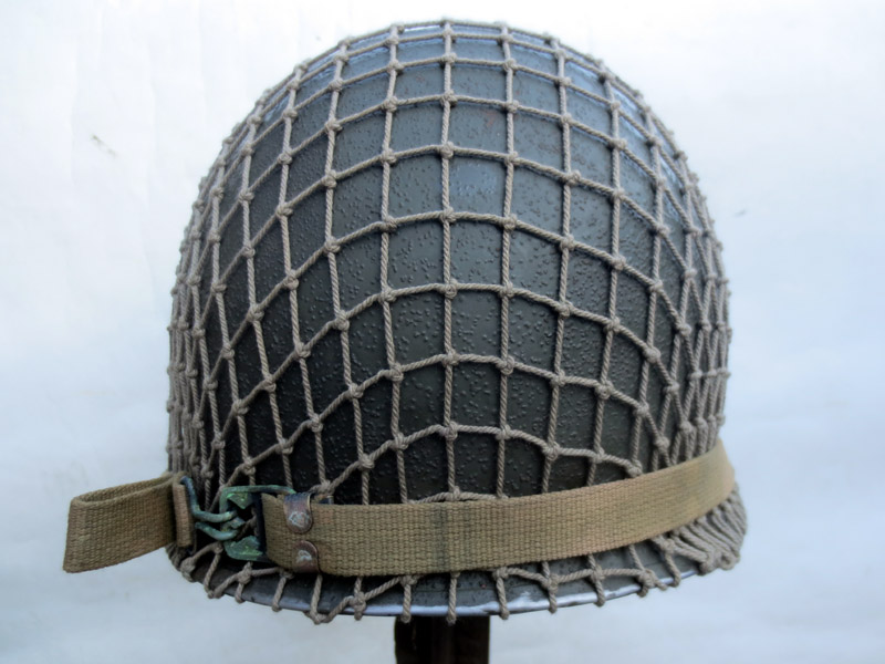 M1 Helmet with St. Clair Liner