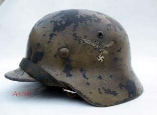 M35 Luftwaffe w/DAK Camo