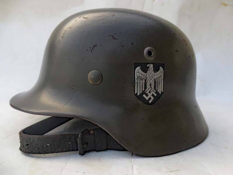 German M35 Heer Helmet circa 1938