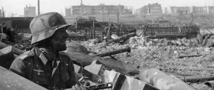 The German Helmet of Stalingrad