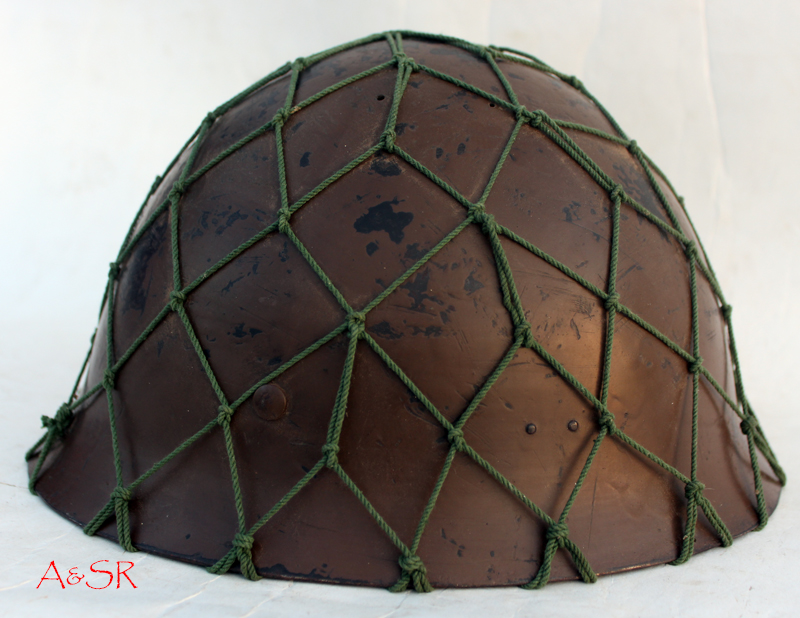 Japanese Type 90 Helmet w/net