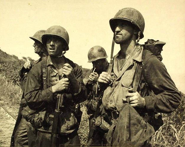 Infantry tp