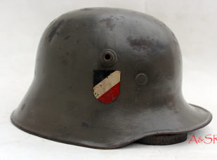 German M18 Transitional helmet circa 1935