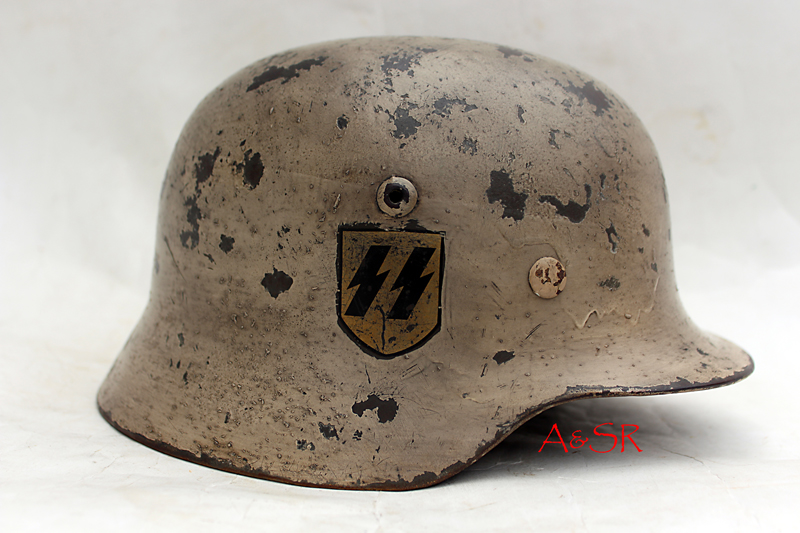 "M35 SS double decal ""Demjansk Pocket"" Camo"
