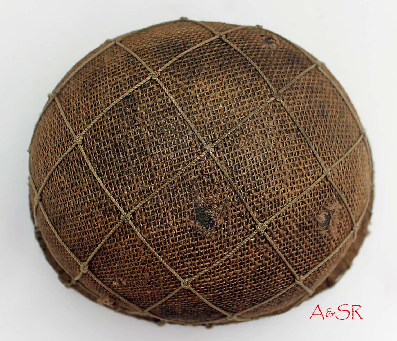 "M1 fixed bale, w/ ""Marine Raider"" helmet"