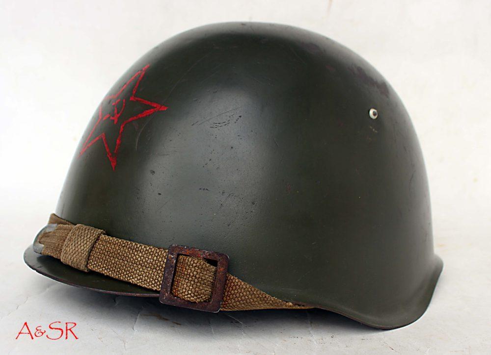 Soviet SSH39 Helmet