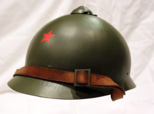 Russian M17, 1920s Soviet Era