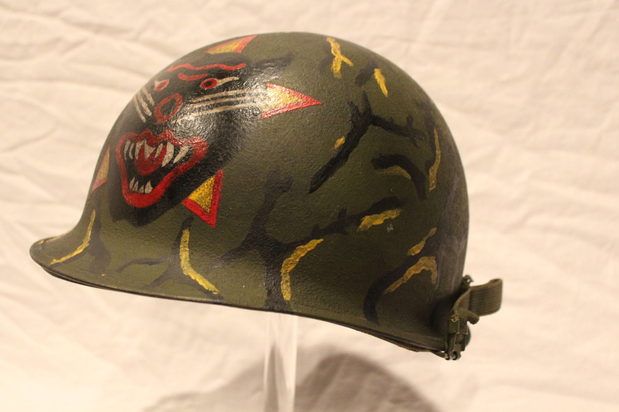 M1 ARVN Ranger helmet
