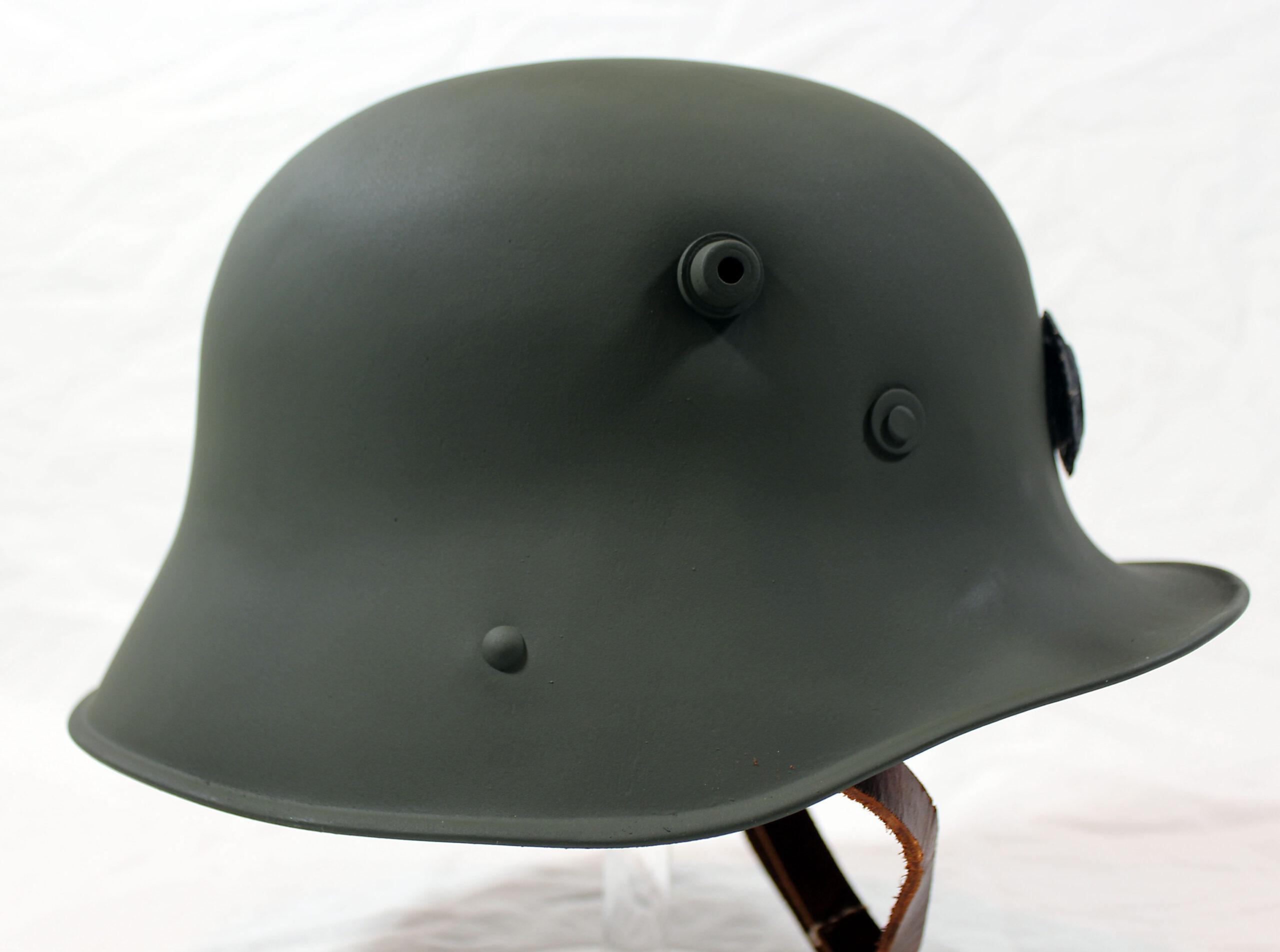 M1927 Irish Vickers helmet